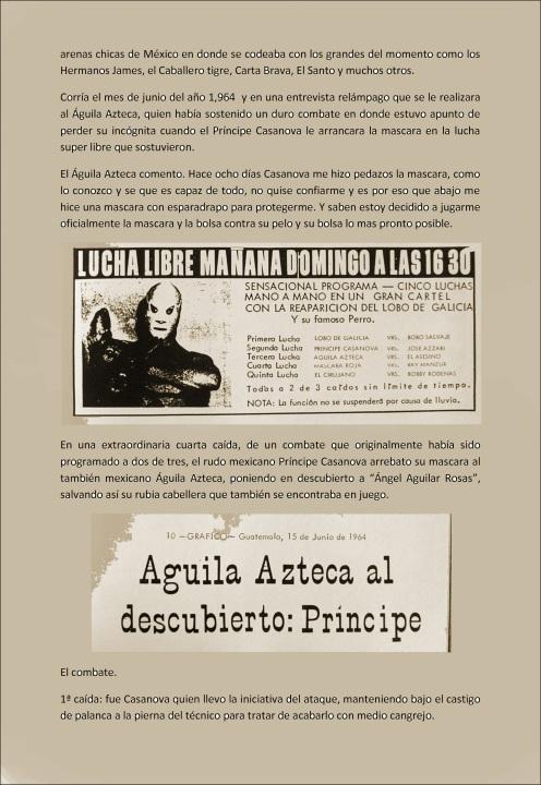 AGUILA AZTECA-2