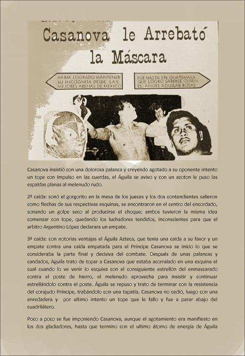 AGUILA AZTECA-3