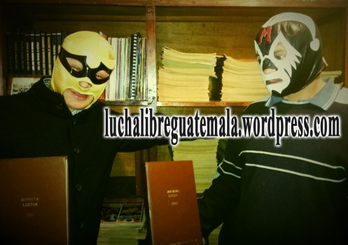 Historia Guatemala Lucha Libre