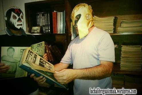 Lucha Libre Guatemala -
