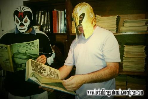 Lucha Libre Guatemala