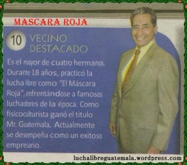 mascara roja Rafael Figueroa 03