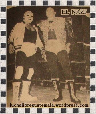 El Nazi y Dr Misterio comp