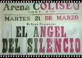 El Angel del Silencia cartel