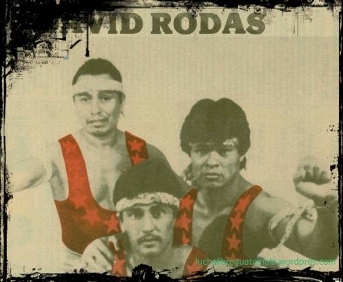 DAVID RODAS
